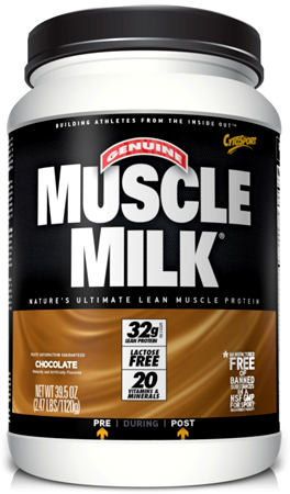 Muscle Milk (Cytosport), 1,13 кг