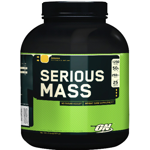 Serious Mass (Optimum Nutrition), 2727 гр