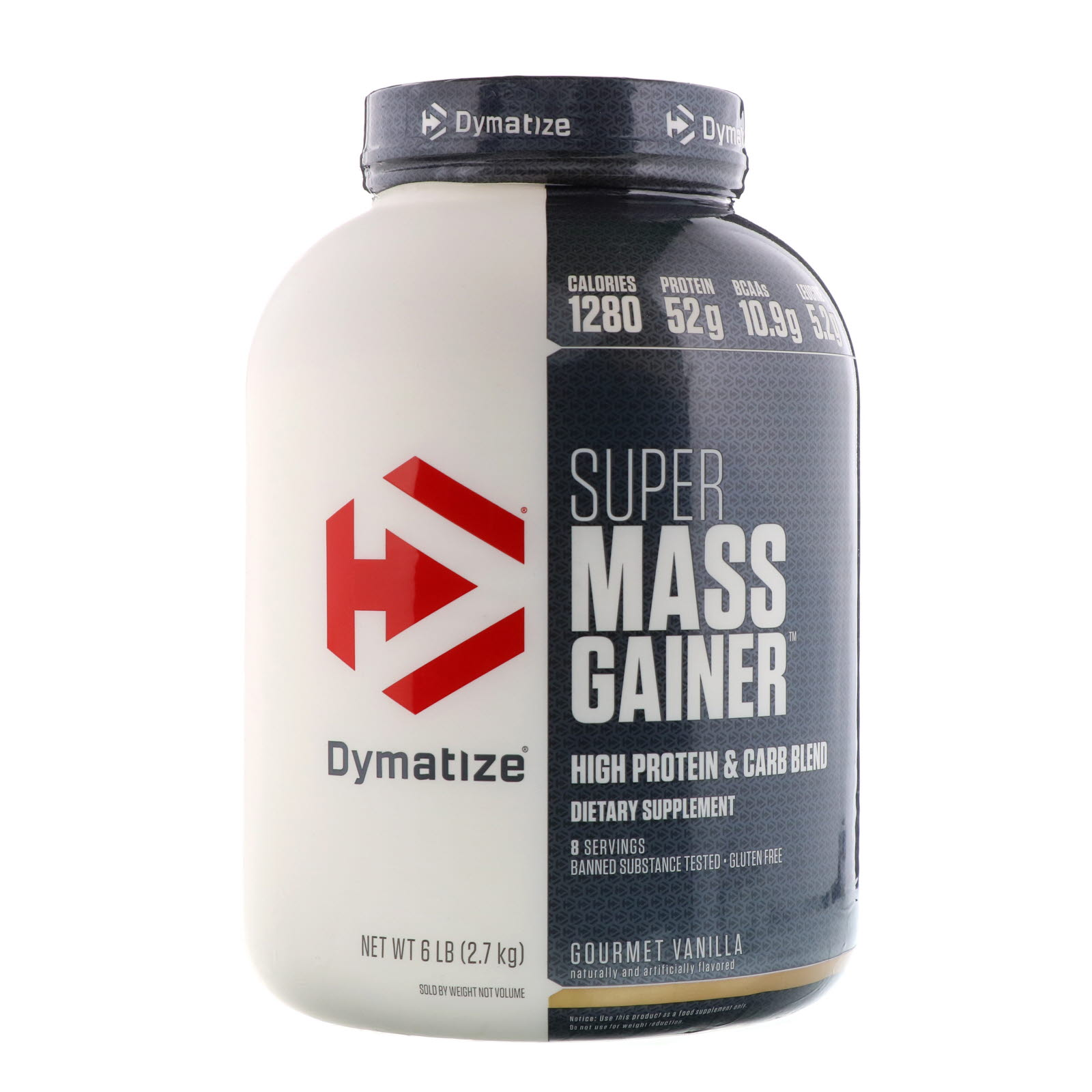 Super Mass Gainer (Dymatize Nutrition), 2727 гр