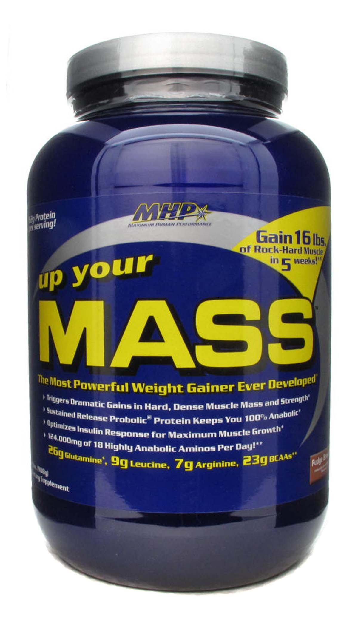 Up Your Mass (MHP), 0,91 кг