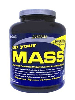 Up Your Mass (MHP), 2,27 кг