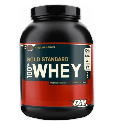 100% Whey Gold Standard (Optimum Nutrition), 1,5кг