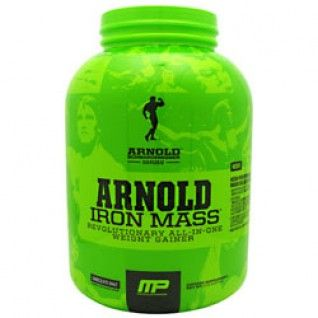 Iron Mass (Arnold Series), 2,27 кг