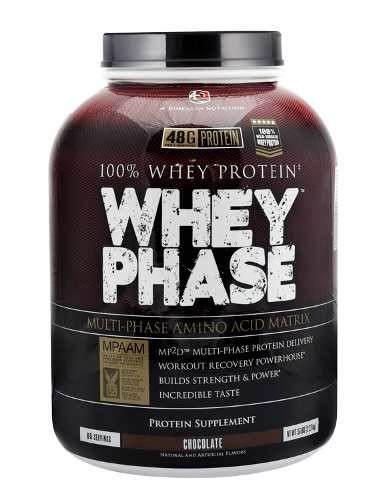 Whey Phase (4 Dimension Nutrition), 2,27 кг