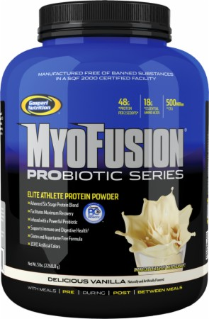 MyoFusion Probiotic Series (Gaspari Nutrition), 2,27 кг