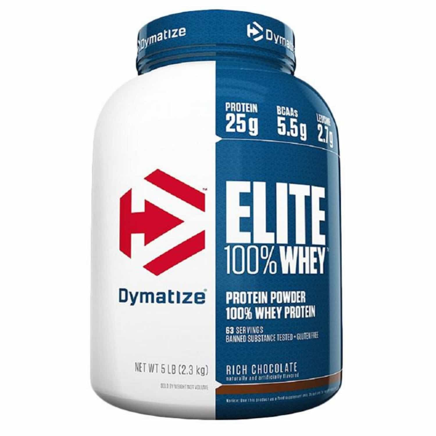 Elite 100% Whey Protein (Dymatize Nutrition), 2,27 кг