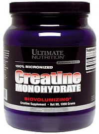 Creatine Monohydrate (Ultimate Nutrition)