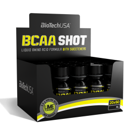BCAA Shot (BioTech USA)
