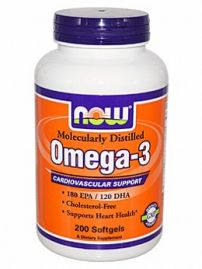 Omega-3 (NOW Foods)