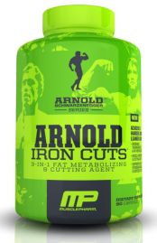 Iron Cuts (Arnold Series)