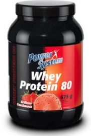 Whey Protein 80 (Power System)
