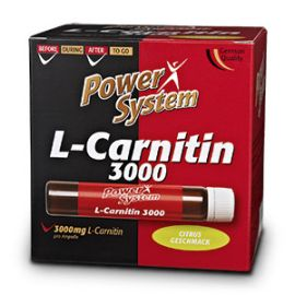 L-Carnitin 3000 mg (Power System)
