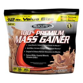 100% Premium Mass Gainer (Muscletech)