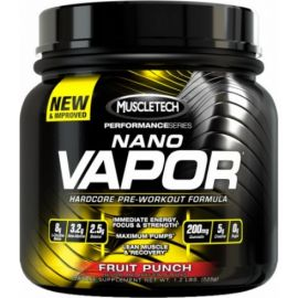 Nano Vapor Performance Series (Muscletech)
