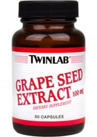 Grape Seed Extract 100mg (Twinlab)
