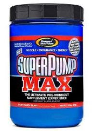 SuperPump Max (Gaspari Nutrition)