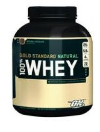 100% Whey Gold Standard Natural (Optimum Nutrition)