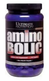 Aminobolic (Ultimate Nutrition)