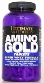 Amino Gold Tablets 1500 mg (Ultimate Nutrition)