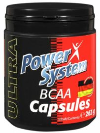 BCAA Capsules (Power System)