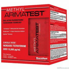 Methyl Arimatest (MuscleMeds)