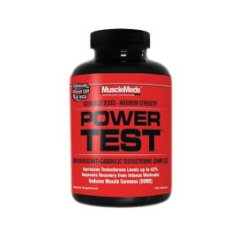 Power Test (MuscleMeds)