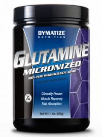 Glutamine Micronized (Dymatize Nutrition)