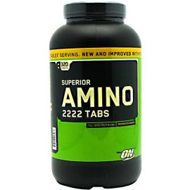 Superior Amino 2222 Tabs (Optimum Nutrition)