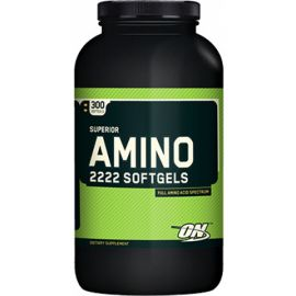 Superior Amino 2222 Softgels (Optimum Nutrition)