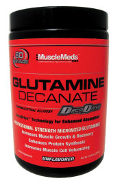 Glutamine Decanate (MuscleMeds)