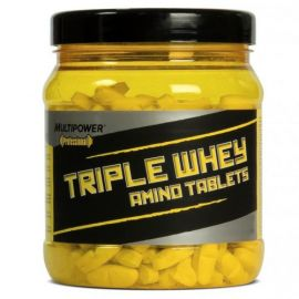 Triple Whey Amino Tablets (Multipower)