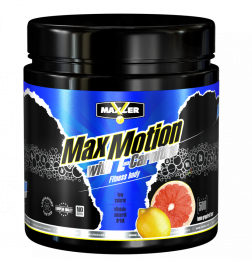 Max Motion with L-Carnitine (Maxler)