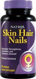 Skin Hair Nails (Natrol)