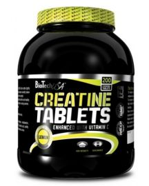 Creatine Tablets (BioTech USA)