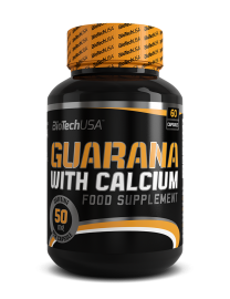 Guarana with Calcium (BioTech USA)
