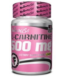 L-Carnitine 500 mg (BioTech USA)