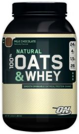 100% Natural Oats & Whey (Optimum Nutrition)