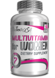 Multivitamin for Women (BioTech USA)