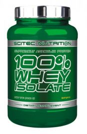 100% Whey Isolate (Scitec Nutrition)