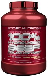 100% Hydrolyzed Beef Isolate Peptides (Scitec Nutrition)