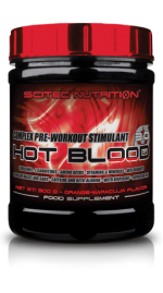 Hot Blood 3.0 (Scitec Nutrition)