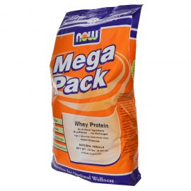 Mega Pack Whey Protein (NOW)
