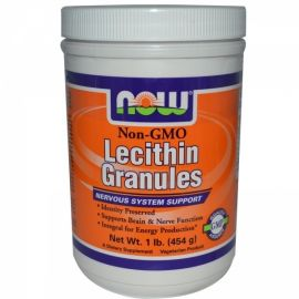 Lecithin Granules (NOW)