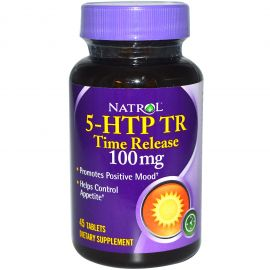 5-HTP TR Time Release 100 mg (Natrol)