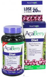 AcaiBerry Diet (Natrol)