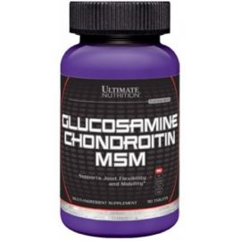 Glucosamine & Chondroitin & MSM (Ultimate Nutrition)