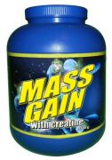 Mass Gain with Creatine (Hardbody), 1,5кг