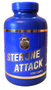 Sterone Attack (HardBody), 100 капс