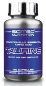 Taurine (Scitec Nutrition), 90 капс