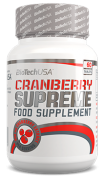 Cranberry Supreme (BioTech USA), 60 таб